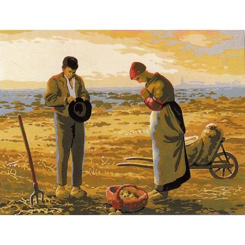 El Ángelus (Millet) (NP)