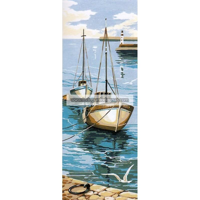 Barcos en el Puerto (NP) Seg de Paris 950.44