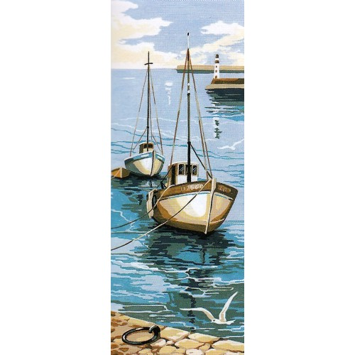Barcos en el Puerto (NP)
