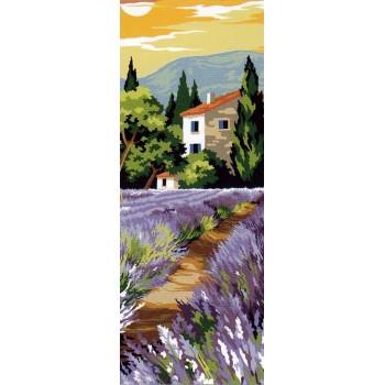 El Camino entre las Lavandas (NP) Seg de Paris 950.184