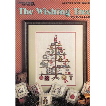 El Árbol de los Deseos Leisure Arts 915 The Wishing Tree