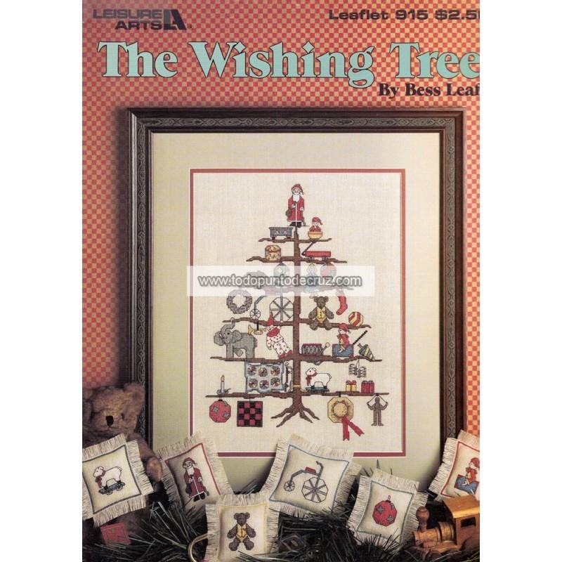 El Árbol de los Deseos Leisure Arts 915 The Wishing Tree