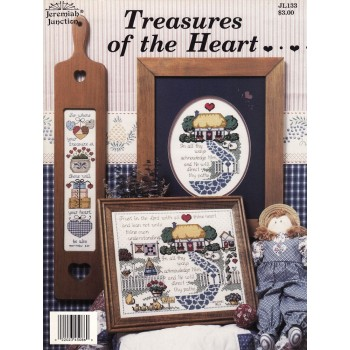 Tesoros del Corazón Jeremiah Junction JL133 Treasures of the Heart