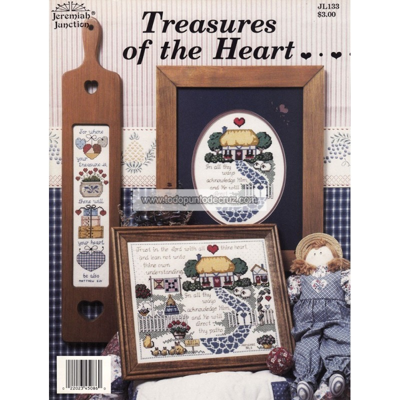 Tesoros del Corazón Jeremiah Junction JL133 Treasures of the Heart