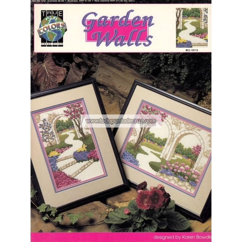 Los Muros del Jardín True Colors BCL-10113 Garden Walls