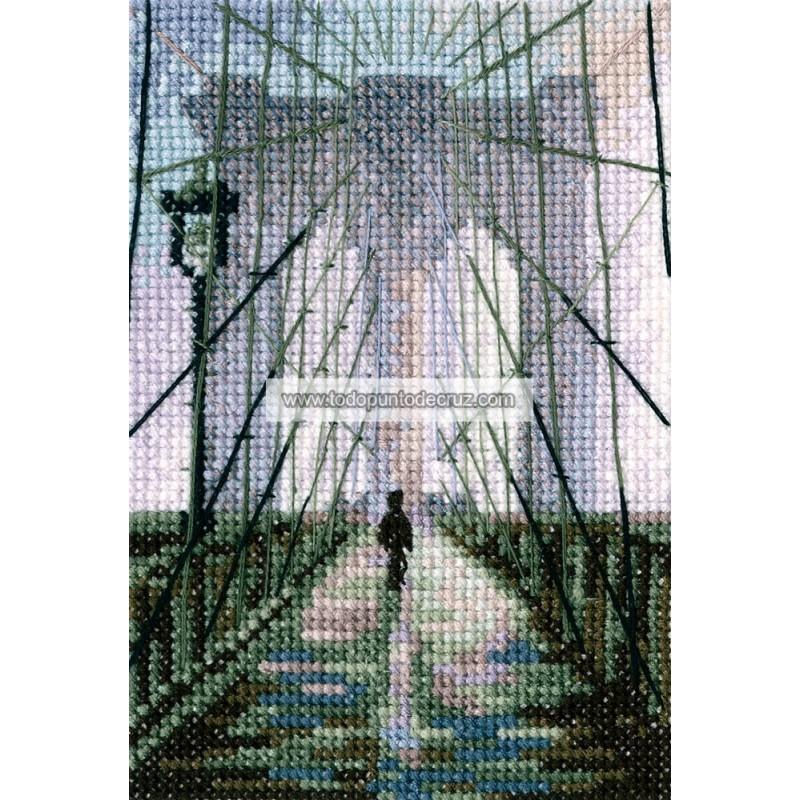 Puente de Brooklyn RTO C316 Brooklyn Bridge