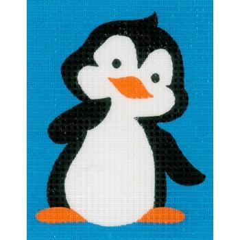 Pingüino (NP) Vervaco PN-0155782 Penguin Canvas