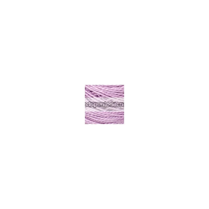 Hilo Perlé 116/8 DMC 554
