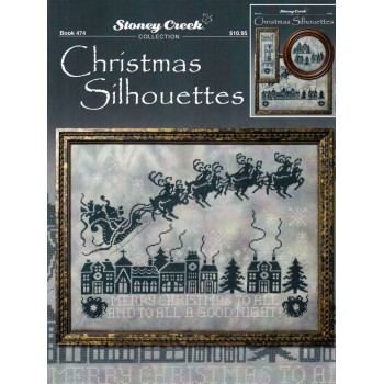 Siluetas Navideñas Stoney Creek 474 Christmas Silouettes