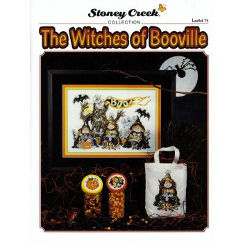 Las Brujas de Booville 75 Witches of Booville