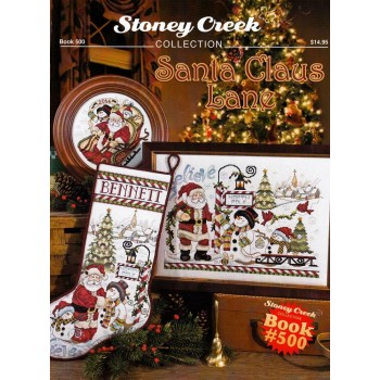 El Camino de Santa Claus Stoney Creek 500 Santa Claus Lane