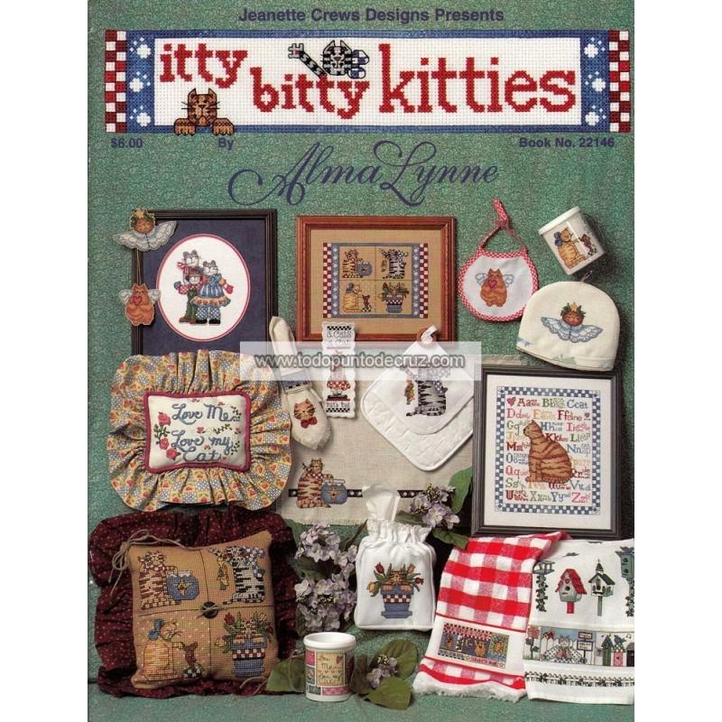 Gatitos Jeanette Crews 22146 Itty Bitty Kitties
