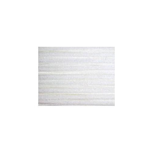 Hilo Super Suede White SS40 de Rainbow Gallery