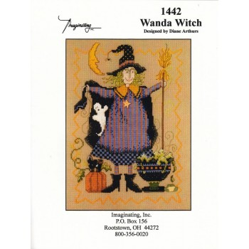 La Bruja Wanda Imaginating 1442 Wand Witch