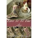 El Amor está en el Aire Blackbird Designs 141 Love is in the Air