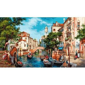 Las Calles de San Polo (Venecia) Luca-S B589 Streets of San Polo Venice