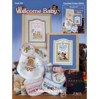 Bienvenido Bebé Stoney Creek 396 Welcome Baby