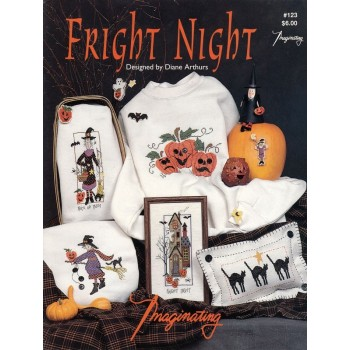Noche de Susto Imaginating 123 Fright Night