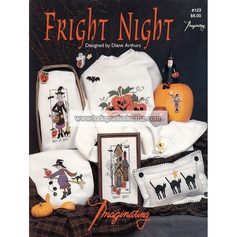 Noche de Susto Imaginating 123 Fright Night