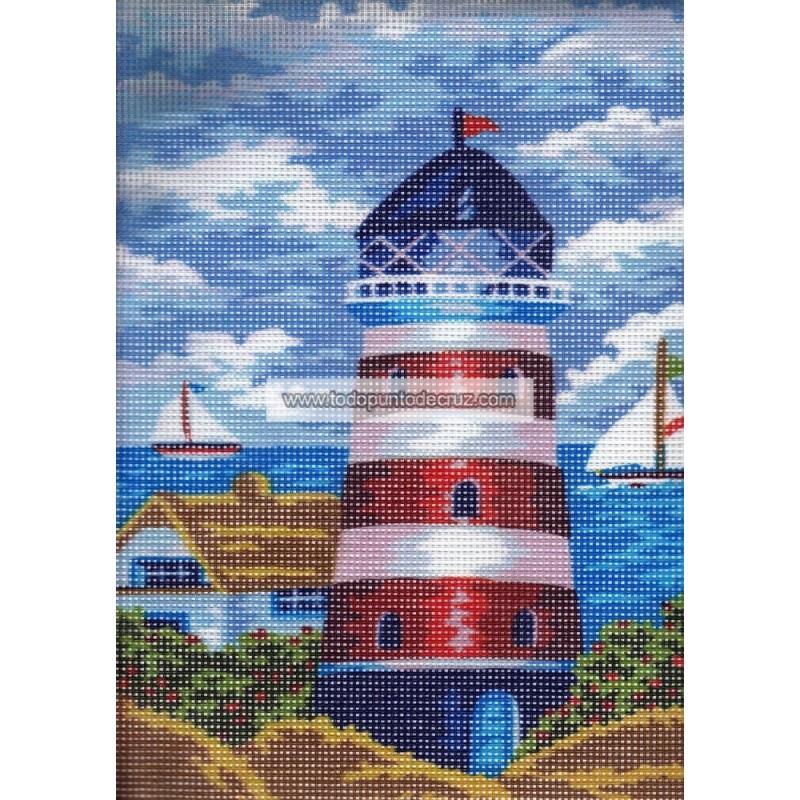 Faro (NP) Collection D'Art 6230K Lightghouse