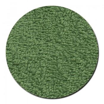 Toalla de Ducha Rizo Verde Hoja