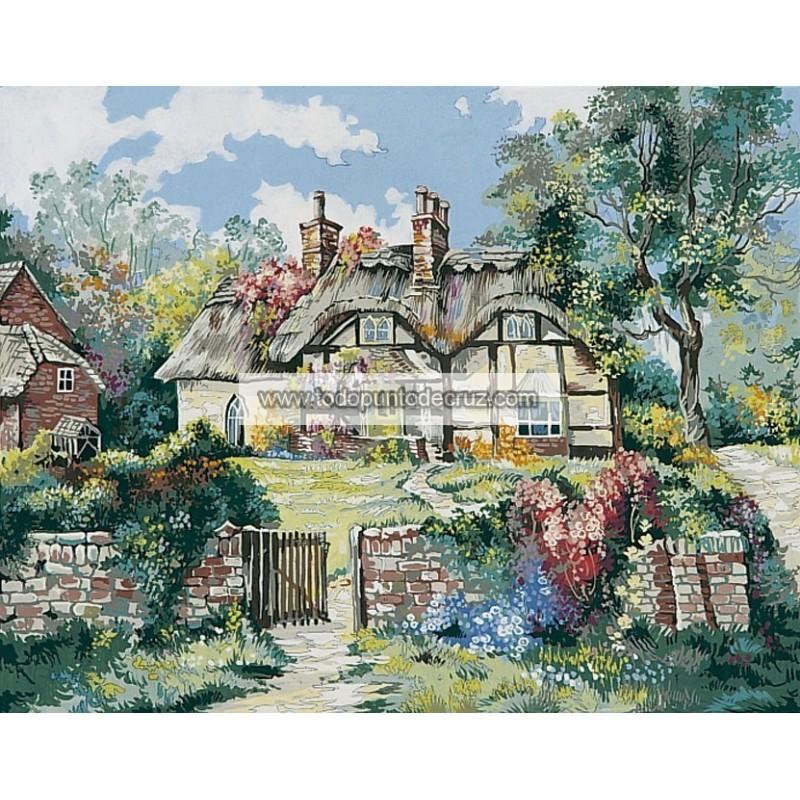 La Cabaña (NP) Collection D'Art 11801 Marty Bell Cottage