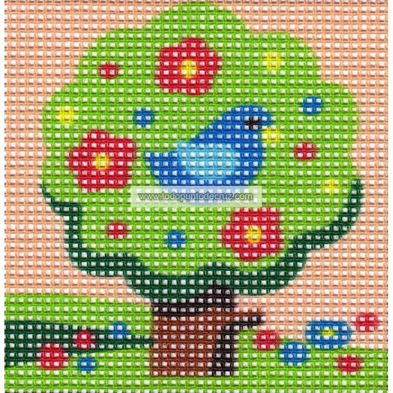 Árbol con Pajarito (NP) Collection D'Art  1052K