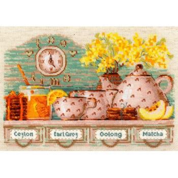 La Hora del Té RIOLIS 1873 Tea Time