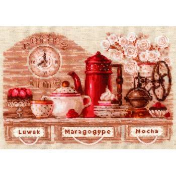 La Hora del Café RIOLIS 1874 Coffe Time