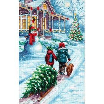 Tradiciones Navideñas Dimensions D70-08960 Christmas Traditions