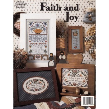 Fé y Alegría Jeremiah Junction JL147 Faith and Joy