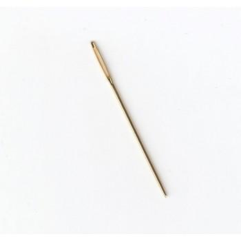 Aguja sin punta dorada Permin Needle 6100