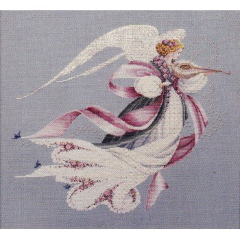 El Ángel de la Primavera Lavender & Lace LL23 Angel of Spring