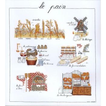 El Pan Bonheur des Dames 1185 Le Pain