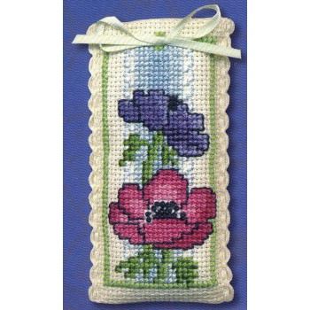 Bolsita de Lavanda Anémonas Textile Heritage SAAN Anemones Sachet