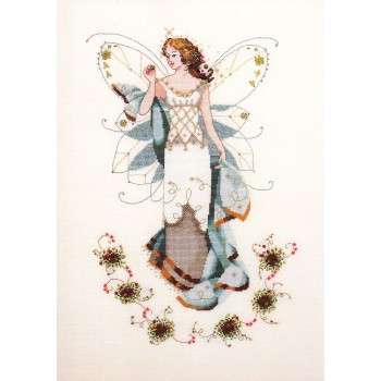 El Hada de las Esmeraldas de Mayo Mirabilia MD56 May's Emerald Fairy