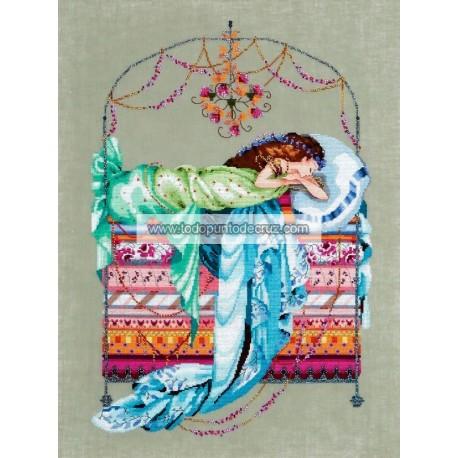 La Princesa Durmiente Mirabilia MD123 Sleeping Princess