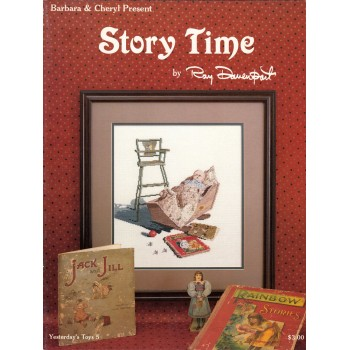 Hora de cuentos Barbara & Cheryl Story Time Yesterday's Toys 5