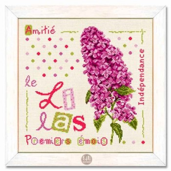 Lilas Lili Points J011