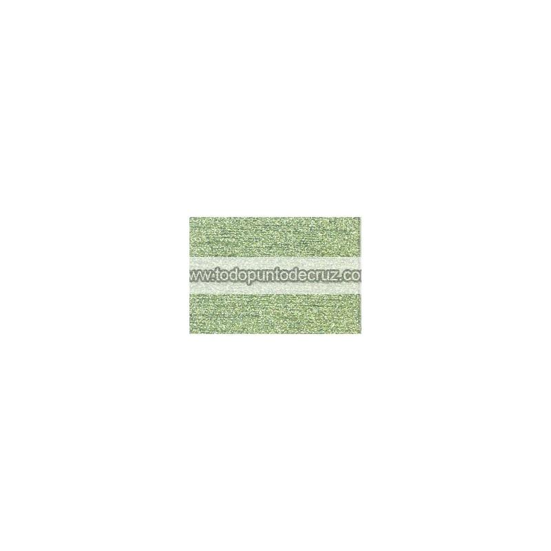 Hilo Petite Treasure Braid PB57 Avocado Midnight Green de Rainbow Gallery
