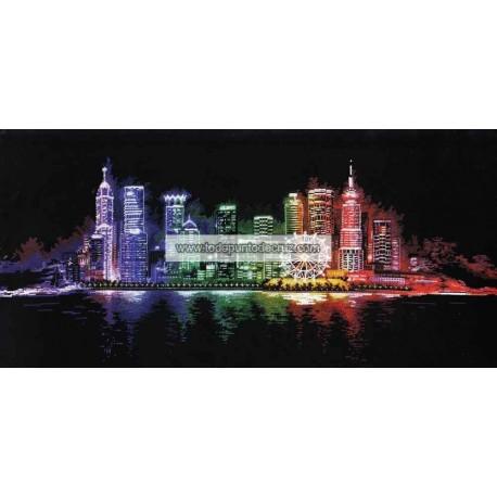 La Ciudad de Noche Andriana H-16 Night Town