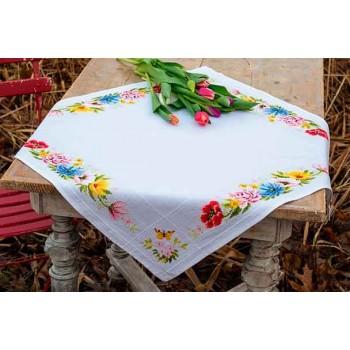 Mantel de Flores Vervaco PN-0183789