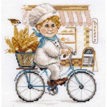 Panadero Alisa 6-10 Baker