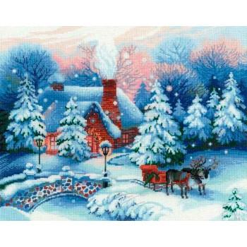 La Noche de Navidad RIOLIS 100-041 On Christimas Eve
