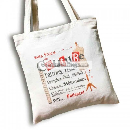 Tote Bag Labores Lili Points SAC10 Couture