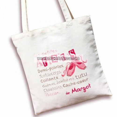 Tote Bag: Mis Aficiones