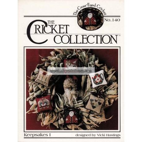 Acericos Cricket Collection 140 Keepsakes