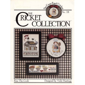 Besa a la Cocinera Cricket Collection 78 Kiss the Cook