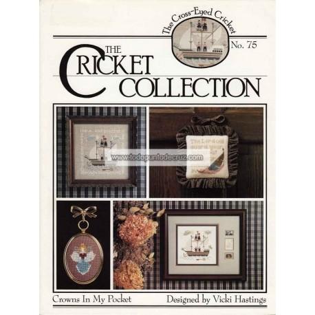 Coronas en mi Bolsillo Cricket Collection 75 Crowns in my Pocket