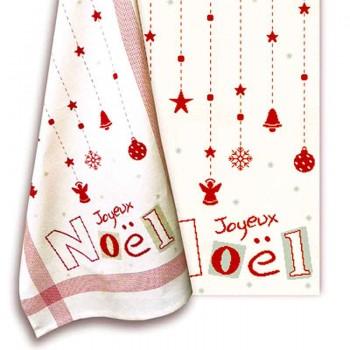Feliz Navidad Lili Points N036 Joyeux Noel